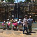 野毛山動物園に遠足