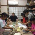 サマーイベント 作陶会